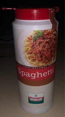 Spaghetti mix - Product