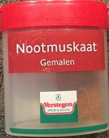 Nootmuskaat gemalen - Product - nl