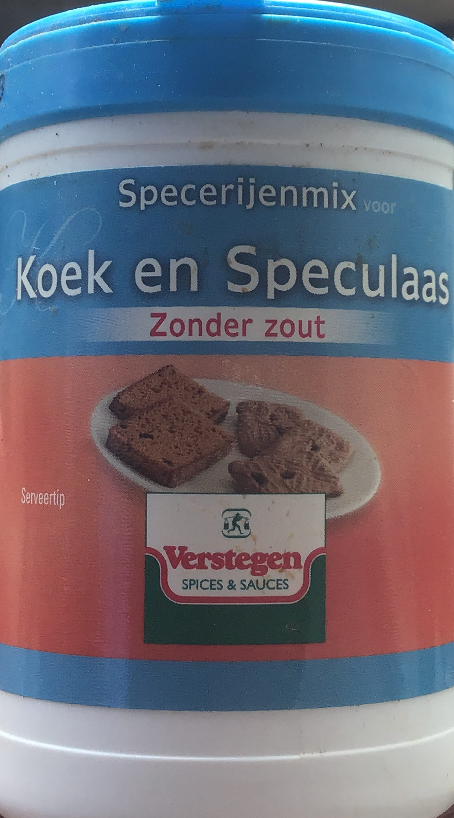 Koek & speculaas mix - Product - nl
