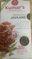 Marinade Javaans - Product - nl
