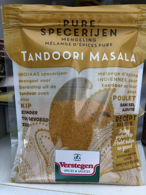 Tandoori marsala - Product