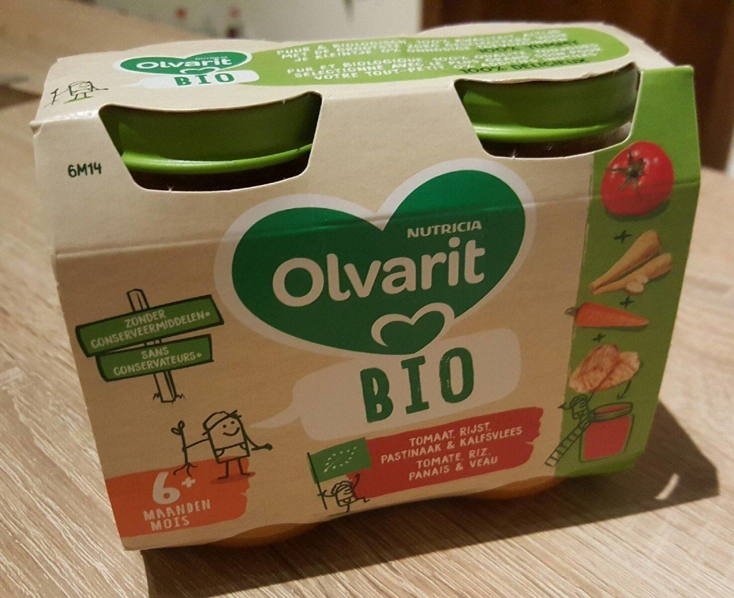 Olvarit Bio - Product