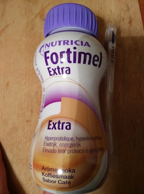 Fortimel Extra Arôme Café - Produit - fr