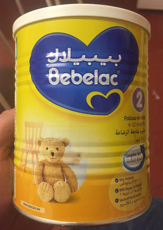 Bebelac Baby Milk Bebelac 2 - Produit