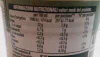 Maionese Calvè Raffinata - Nutrition facts - it