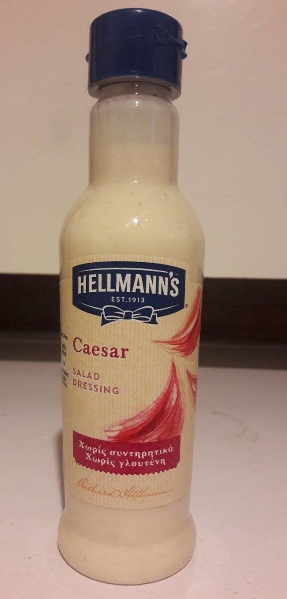 Caesar salad dressing - Produit