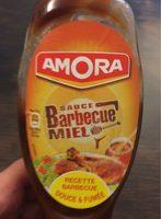Sauce barbecue miel - Produit