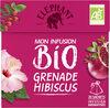 Elephant Bio Mon Infusion Grenade Hibiscus 20 Sachets - Product