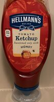 Tomato Ketchup sweetened only with honey - Prodotto - nl
