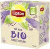 Lipton Bio Thé Noir Finest Ceylan 20 Sachets - Product