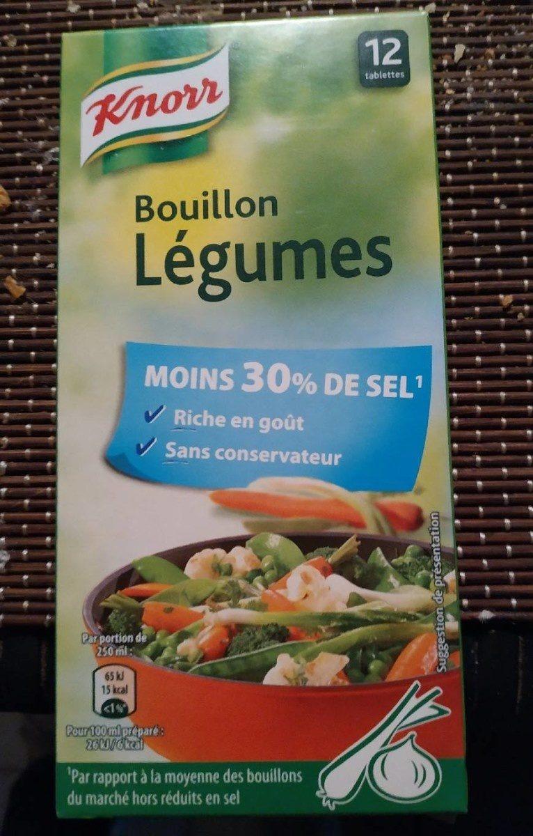 Bouillon légumes - Produit