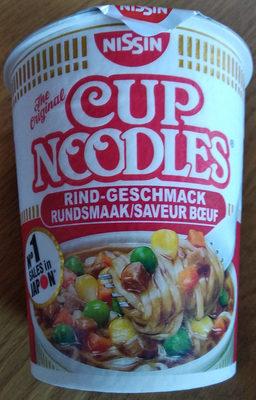 Cup Noodles - Product - de