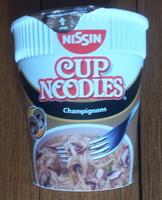 Cup Noodles Champignons - Produit - fr