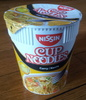 Cup Noodles Curry -
