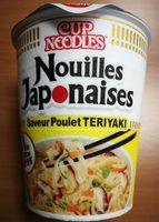 Nouilles japonaises Poulet Teriyaki - Product