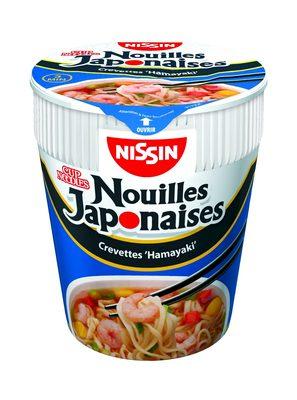 """Nouilles japonaises saveur crevettes """"Hamayaki"""" - Produit - fr"""
