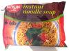 instant noodle soup - Product