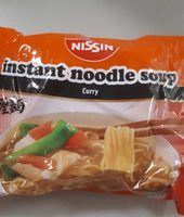 Instant noodle soup curry - Produit - fr
