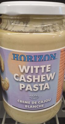 Witte cashew pasta - Product