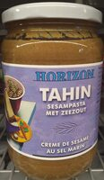 Tahin - Product - nl