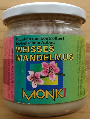 Weißes Mandelmus - Product - de
