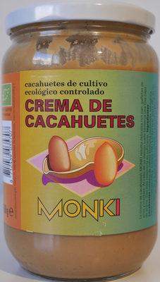 Creme de cacahuete - Producto