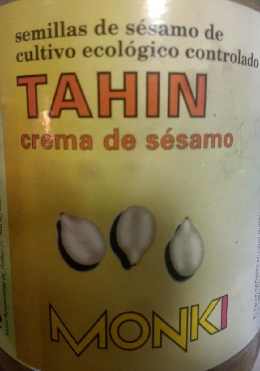 Tahin - Producto