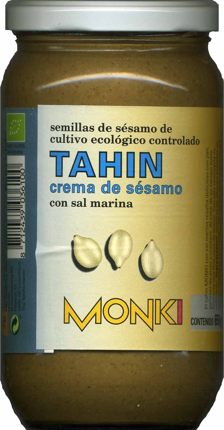 Tahin - Producto - es