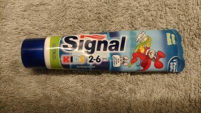 Signal Kids 2-6 ans goût fruité  - 50ml - Produit - en