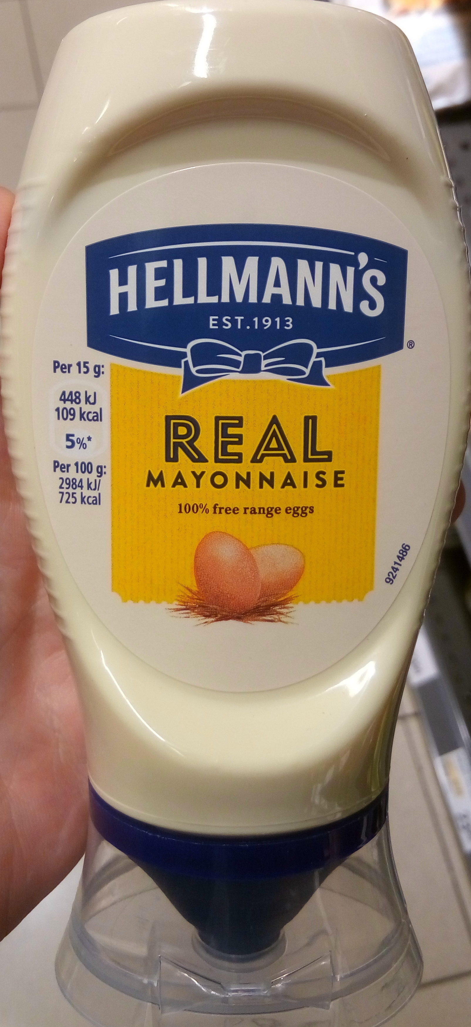 Real Mayonnaise - Tuote - sv