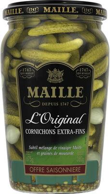 L'Original Cornichons Extra-Fins - Produit - fr