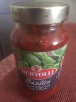 Sauce Tomate Basilic - Product - fr