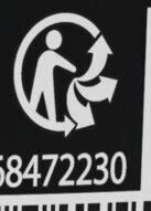Mini Cornichons Petits Croquants - Istruzioni per il riciclaggio e/o informazioni sull'imballaggio - fr