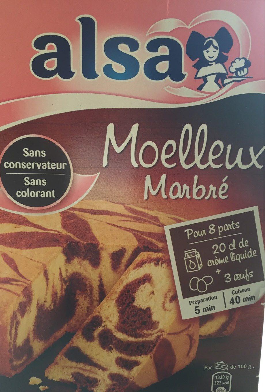 Alsa Moelleux Marbre - Product - fr