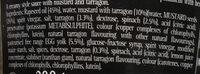 Maille Bearnaise Sauce 200G - Ingrediënten - en