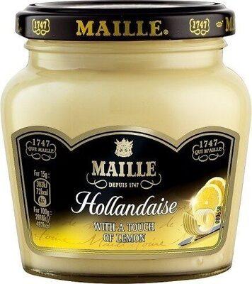 Hollandaise Sauce - Produit - en