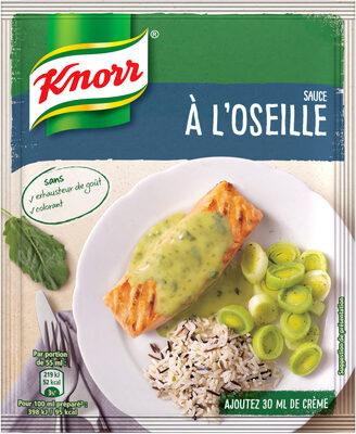 Knorr Sauce Déshydratée à l'Oseille - Product - fr