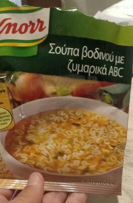 Knorr abc - Produit - fr