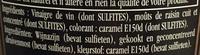 Maille Vinaigre Balsamique de Modène Offre Saisonnière 75cl - Ingredients - fr