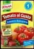 Tomato al Gusto Tomaten-Bolognese - Product