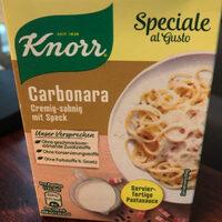 Speciale al Gusto Carbonara - Produkt - de
