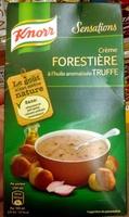 Sensations - Crème Forestière à l'huile aromatisée Truffe - Produit - fr