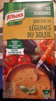 Douceur de légumes du soleil avec une pointe d'origan - Produit - fr