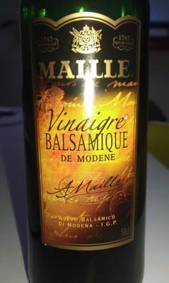 Maille - Vinaigre balsamique de Modène - 2
