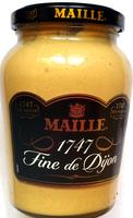 Moutarde fine de Dijon - Produit