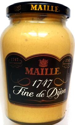 Moutarde fine de Dijon - Produit - fr