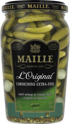 Maille Cornichons Extra-Fins L'Original Bocal - Prodotto - fr