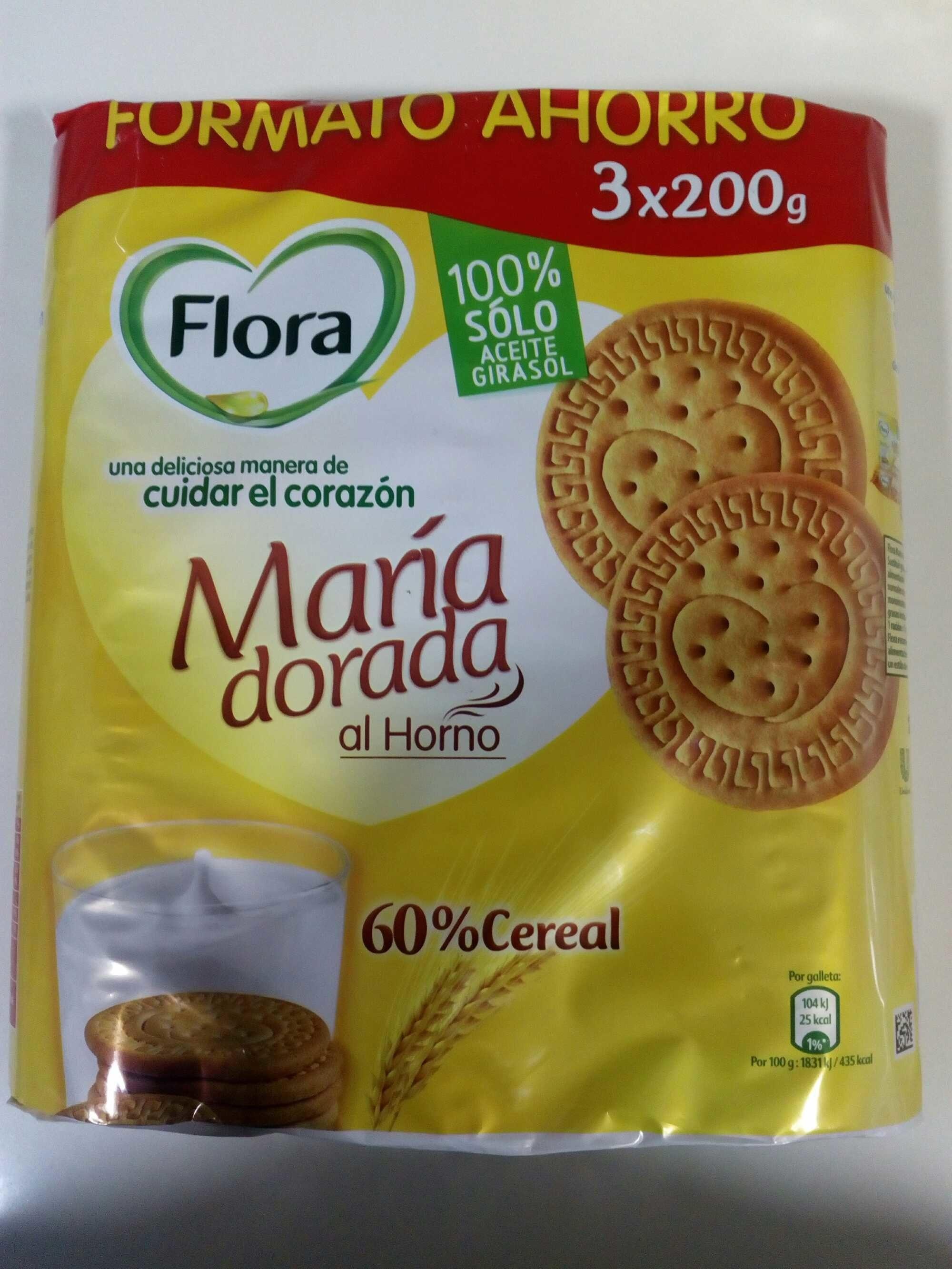 Gelletas Marina Dorada al horno - Prodotto - es