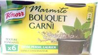 Marmite Bouquet Garni Thym, Persil, Laurier - Product