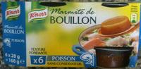 Marmite de Bouillon - Poisson - Produit - fr